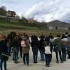 Visita d'estudiants del màster Polítiques Socials i Acció Comunitària