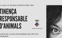 Tinença responsable d'animals a Sant Esteve d'en Bas