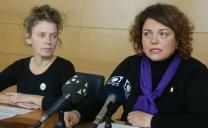 Valoració del Punt Lila i actes del dia Internacional per a l'eliminació de la violència envers les dones