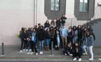 Visita de les alumnes de cicles formatius de l'IES Montsacopa al Consorci
