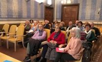 El Consell Consultiu de la Gent Gran celebra la última sessió del 2019
