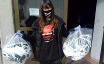 El Consell de la República Catalana ha fet una donació de mascaretes al Consorci d'Acció Social de la Garrotxa