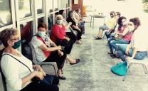 Les dones del Cosidor del barri de Sant Miquel per majoria decideixen suspendre el Ball Pla de la festa del barri 2020 i descarta celebrar-ho al setembre.