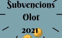 Aprovació de bases específiques reguladores de la concessió de subvencions, en règim de concurrència competitiva, per a l'any 2021