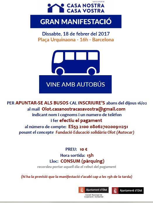 201702. Programa autobús. Manifestació