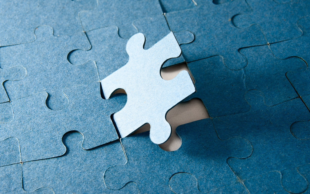 A new study suggests that puzzle pieces — which are frequently used to represent autism — have a negative connotation. (Thinkstock)