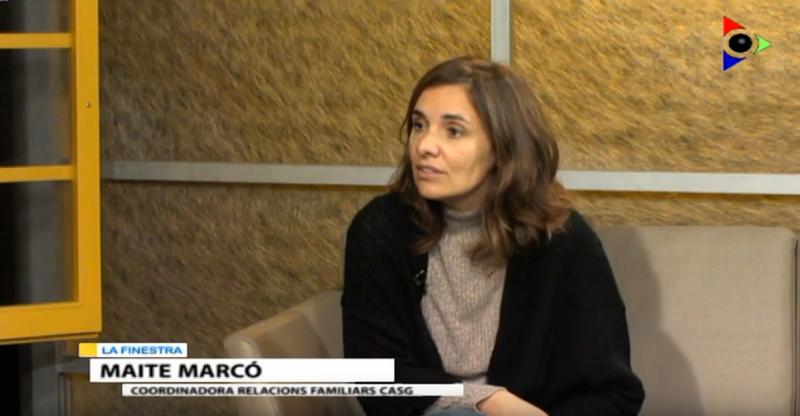 Entrevista Maite La Finestra